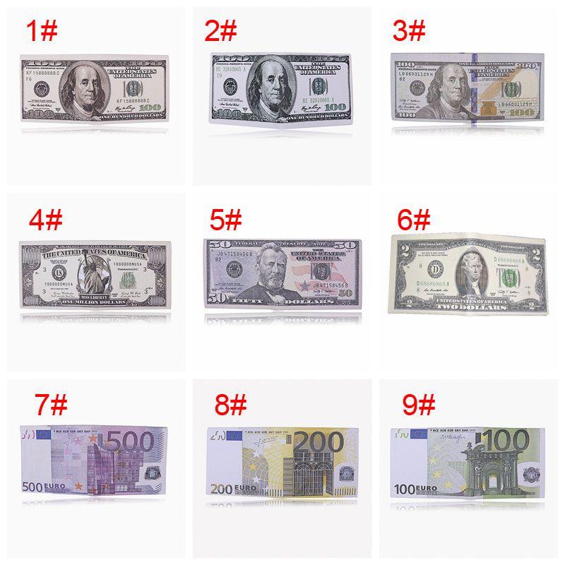 الإبداعية الطباعة المال المحفظة زيبر طوي قصيرة محفظة التخزين الدولار الاسترليني اليورو روبل نمط حجرة عملة المحفظة VT1595 T03