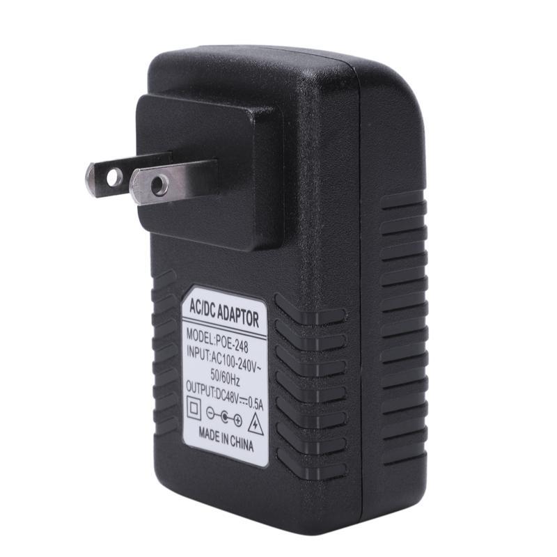 POE Alimentation Ethernet Injector Adaptateur pour caméra IP de la passerelle IP Phone