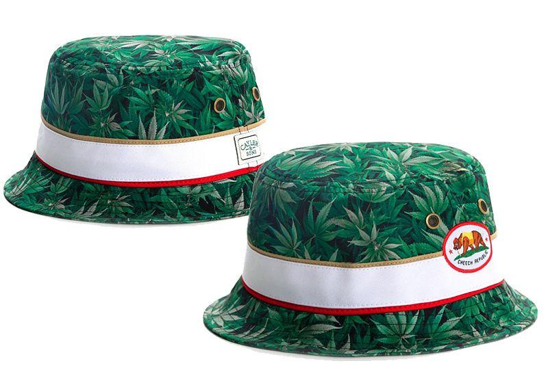 Cayler Sons Мэйпл Лифс Ковш шапки 2020 женщин Горячие Открытый Рыбалка Sun Hat Рыбак Колпачки Боб Вводная Хлопок марка Summer Men Hip Hop