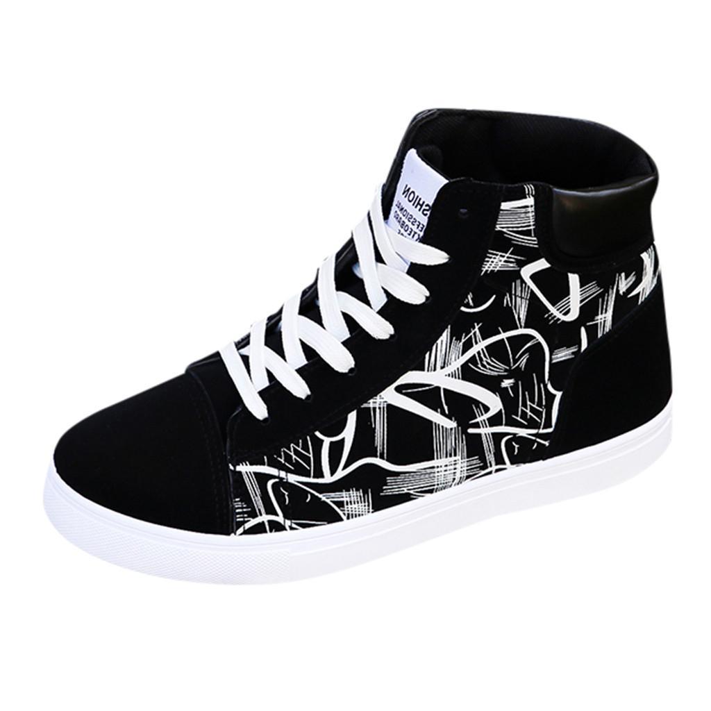 SAGACE весной и летом мужской корейской моды студент обувь случайные прилива обувь высокого помочь спортивной обуви новое объявление 2020