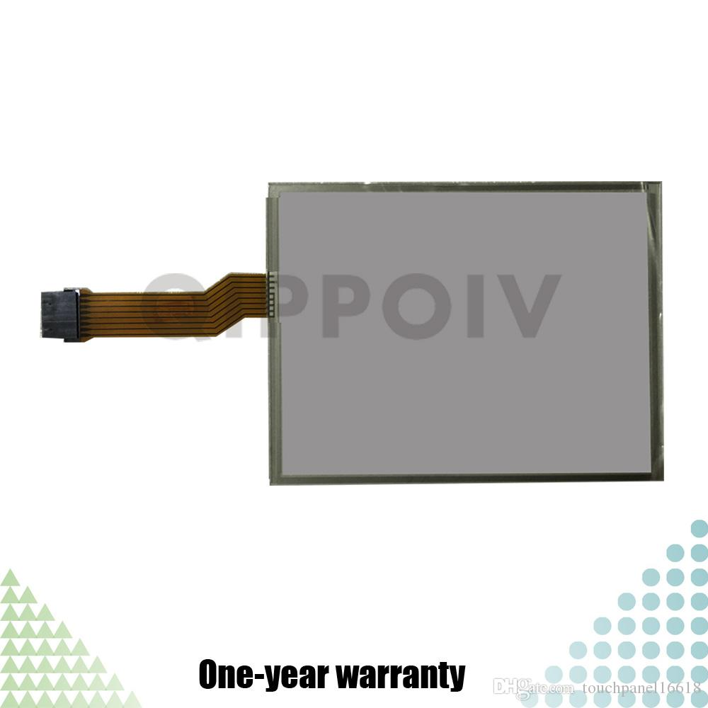 TPI # 1292-004 Rev. A Rockwell # pn-140697 Neuer Touchscreen-Touchscreen für HMI-SPS Industriesteuerungs-Wartungsteile