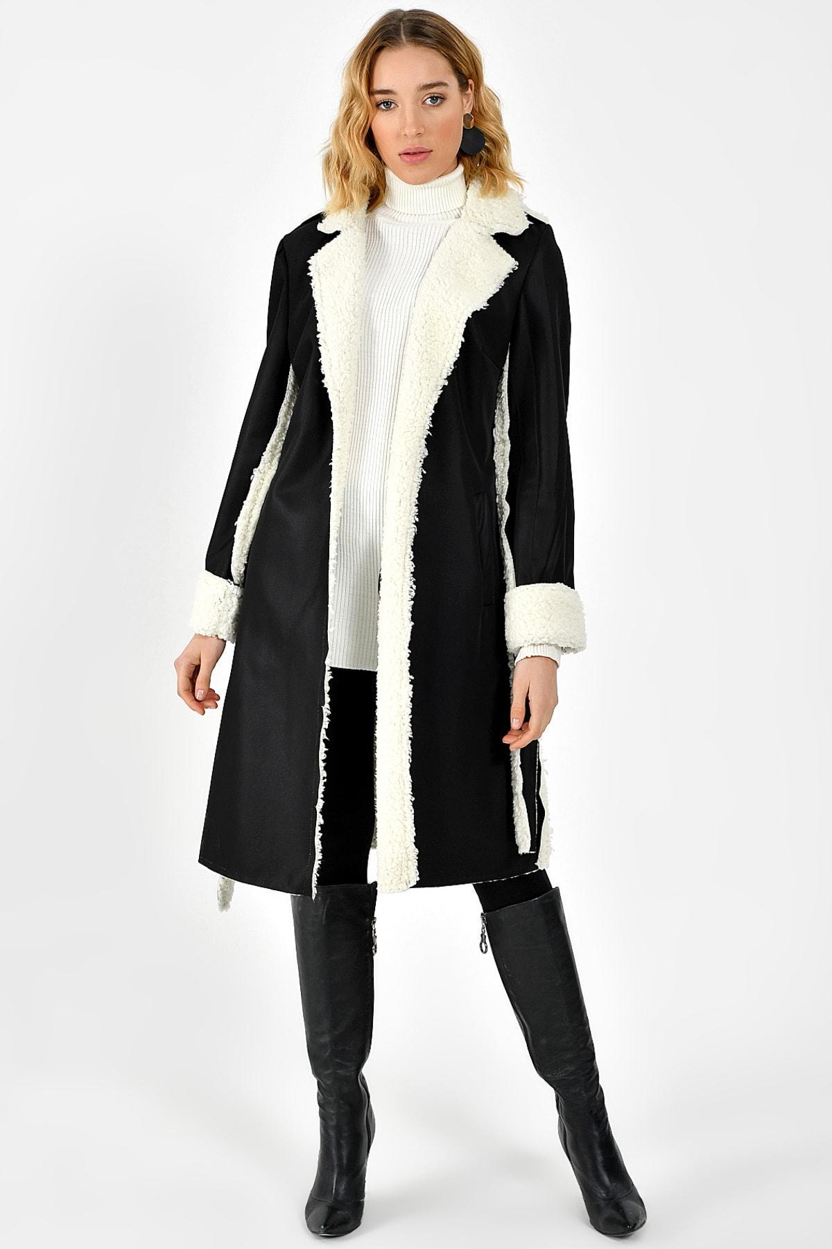 Dewberry Frauen Overcoat-1160001Z6624