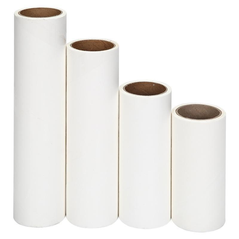 A2607 Oblique Zerreißen reinigen Stick Der Papier Paste Papierrolle Haustiere Staub Bound Papier Haar Walzenreinigung Replace Kern ersetzen