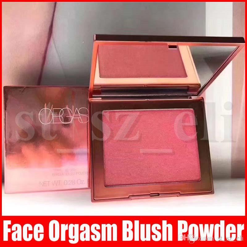 N Face Makeup 4013# Orgasm Blush JUMBO Oversized Limited Edition Blushes Face Powder Makeup 8g/0.28 oz