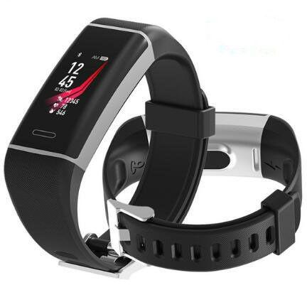 W7 GPS-Positions-Puls-Monitor-Smart-Armband Fitness Tracker Smart-Uhren wasserdichte Farben-Schirm-Uhr für IIOS Android Phone Watch