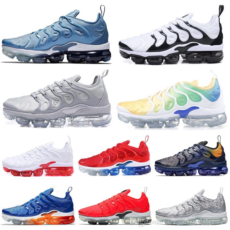 beauty for whole family classic fit Acheter Nike Air Vaporma TN Plus 2019 Olympic Plus Hommes ...