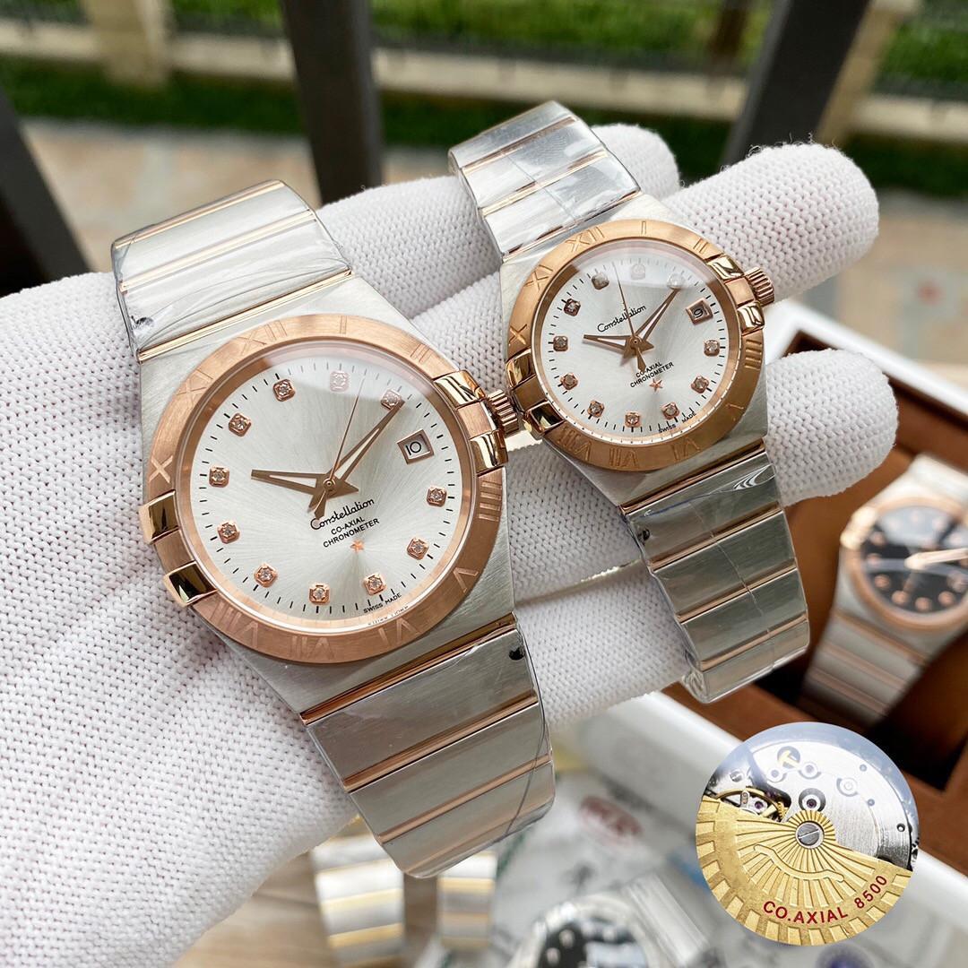 2020 высокое качество Джеймс Бонд 007 часы constellation Switzerland женские часы watchomega00 мужские часы [не выкл пролить шерсть] D2693