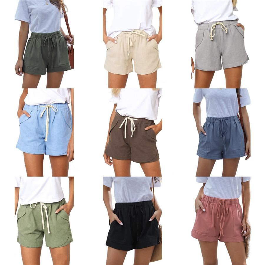 Estate slaccia più fori di lunghezza del ginocchio Demin Pantaloni uomo Abbigliamento Donna 2020 Luxury Designer brevi jeans # 922