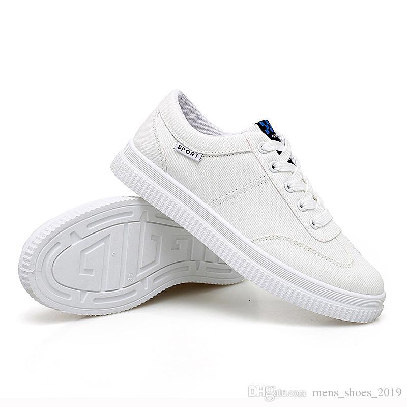 scarpe basse scarpe canva Top Olimpiadi Uomo Donna Nero Bianco Rosso d'autunno Walking mens di lusso delle donne scarpe casual