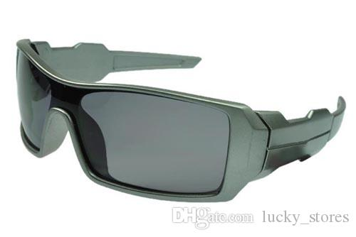 Fashion Square Sunglasses Men Women Life Style Brand Designer Oil Lifestyle Eyewear Sports Sun Glasses with cases