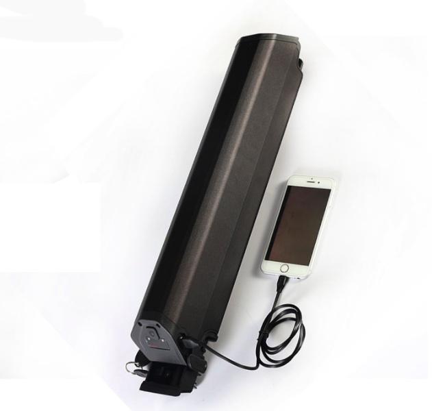 Prêt en stock rechargeable 48V batterie de remplacement pour les motos Juiced Lithium ion 390mm dorado batterie 48V 14Ah par 18650 cellules comprennent BMS