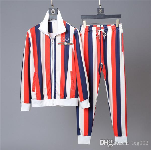 2019 sıcak marka moda lüks tasarımcı moda klasik erkek baskılı pamuk eşofman kış tasarımcı Medusa ceket eşofman