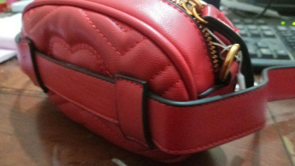 bolsillos diseñador-señora de las mujeres de lujo de gama alta paquete de la cintura diseñador de la marca bolsos de Italia de cuero real de alta calidad bolsa de embrague # 518