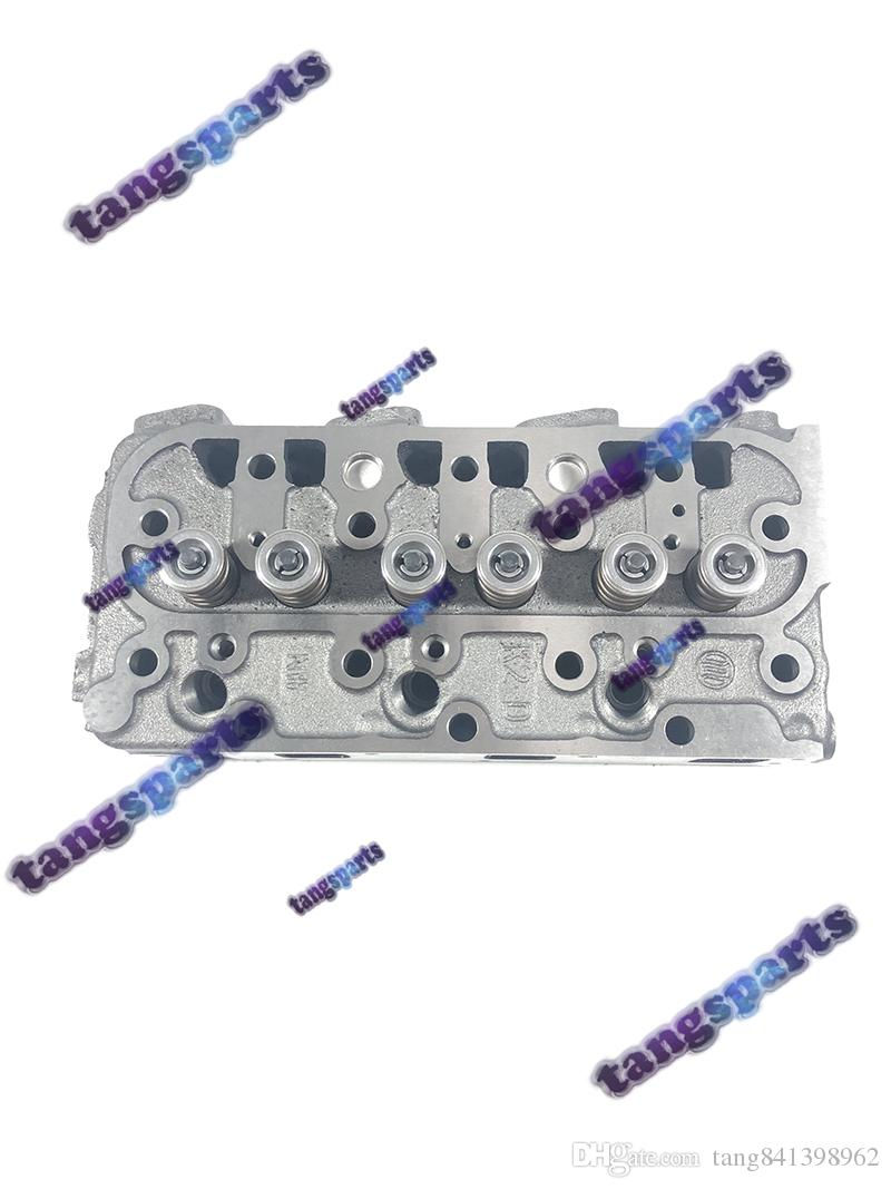 New D1105 Complete Cylinder Head assy Fit Kubota excavator trator etc. engine parts kit in good quality
