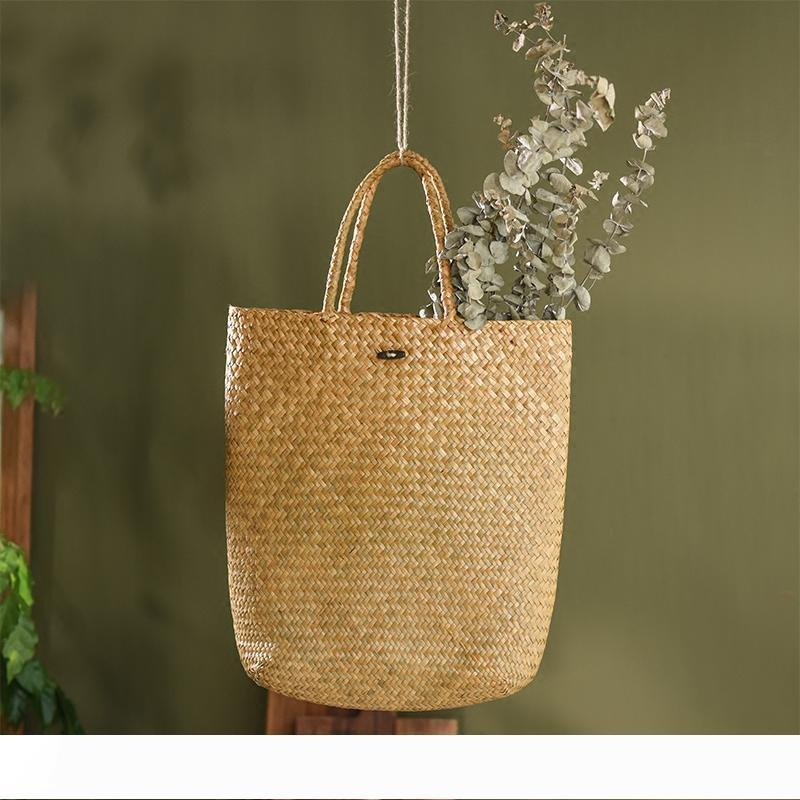 B yosun çanta doğal renk