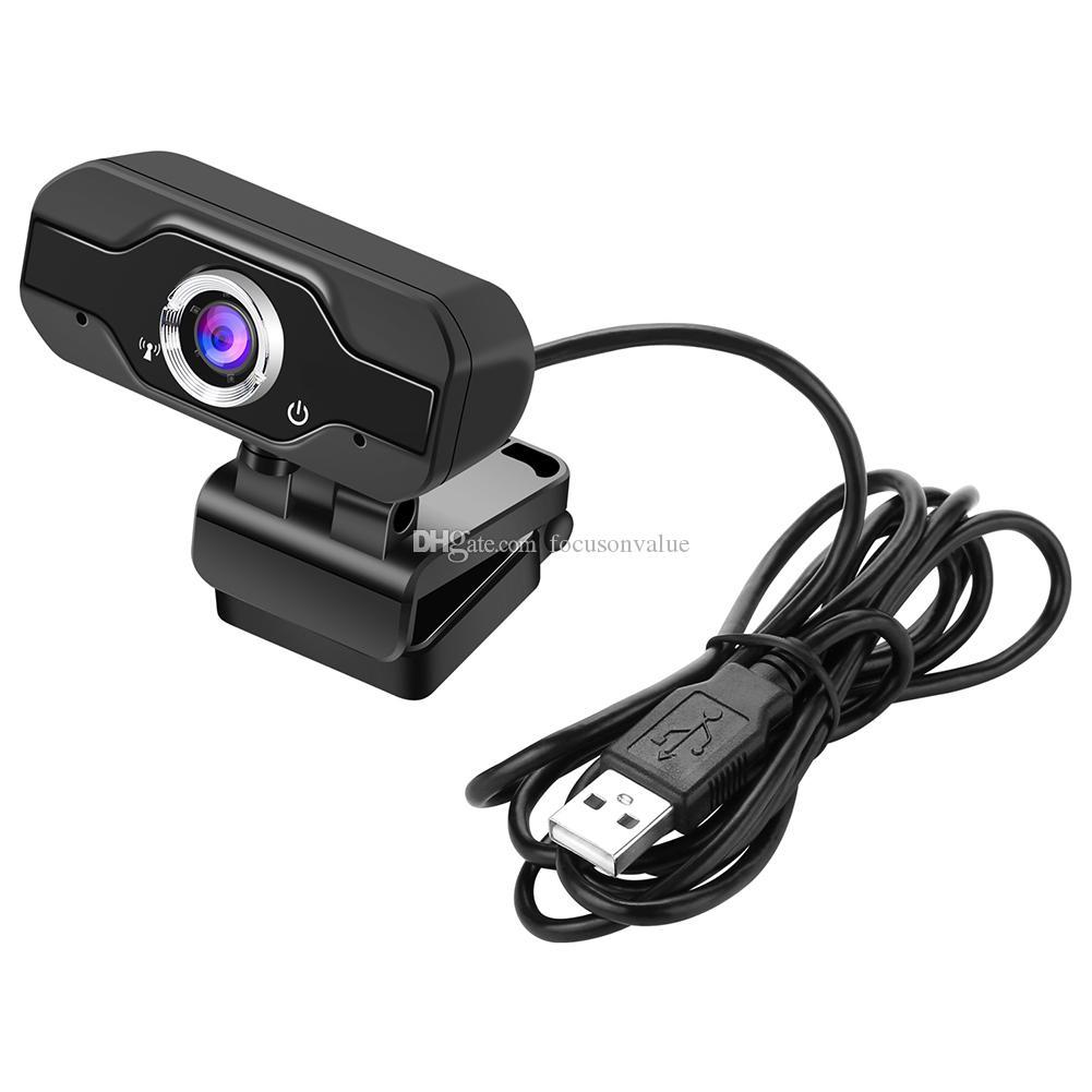 2-мегапиксельная мини веб-камера с разрешением 1080p полный HD USB веб-камеры высокой четкости очистить камеры прямой трансляции на ПК, компьютерами Mac веб-камера