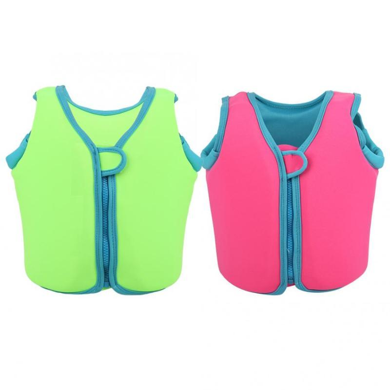 Unisex Children Life Jacket Buoyancy Swim Floating Safety Vest for Drifting Swimming Lifesaving Jacket Children Life Vest