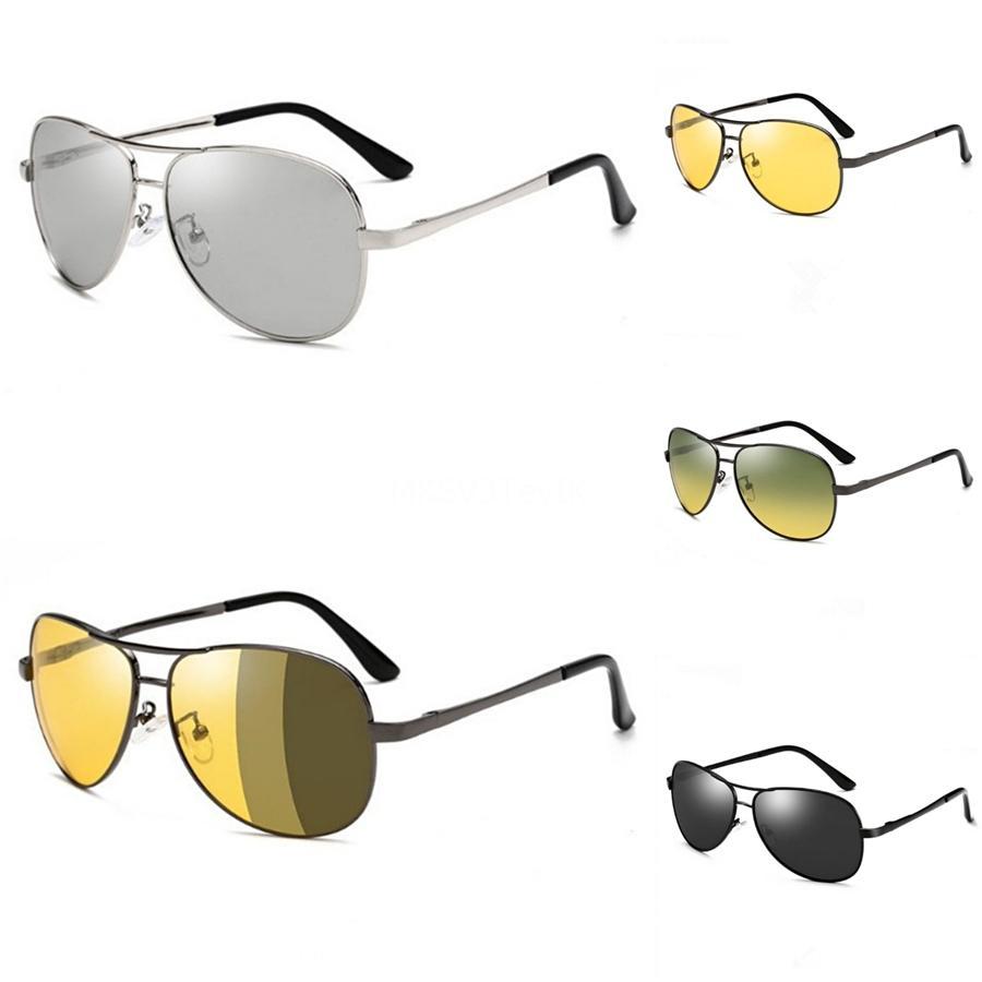 Dsgn Co. 2020 heißeste Trend Dreamer Sonnenbrillen für Männer und Frauen 8 Farben-Quadrat-Randlos Mode Sonnenbrillen Uv400 # 38902