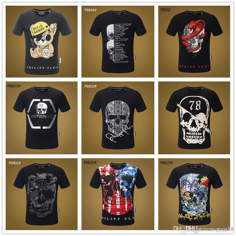2019 Mix 22 modelleri Erkekler Marka Tişörtleri Korsan Kafatası Kişiselleştirilmiş Özel T-shirt erkek Komik Raglan Kollu Pamuklu T Gömlek Tee Gömlek Unise