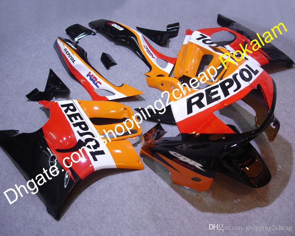 Non peinte Arrière Siège Cowl Carénage Partie Panneau pour Honda CBR600 F3 1997-1998