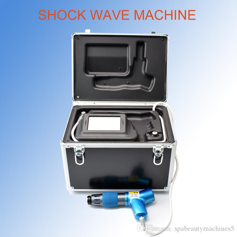ED 치료와 효과적인 충격파 치료 기계 탄성파 충격파 치료 통증 발기 부전 장비