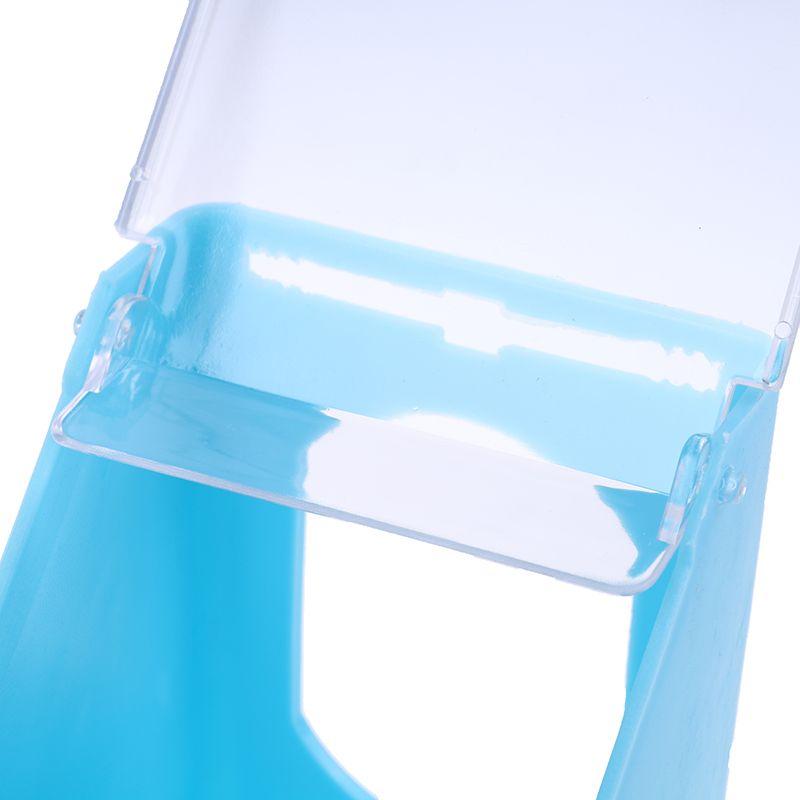 İçki Pot Gıda Konteyner Pet Asma 1pc Plastik Güvercinler Su Besleyici Kuş Kafesi Su Sebili Parrot 3 Renkler Malzemeleri