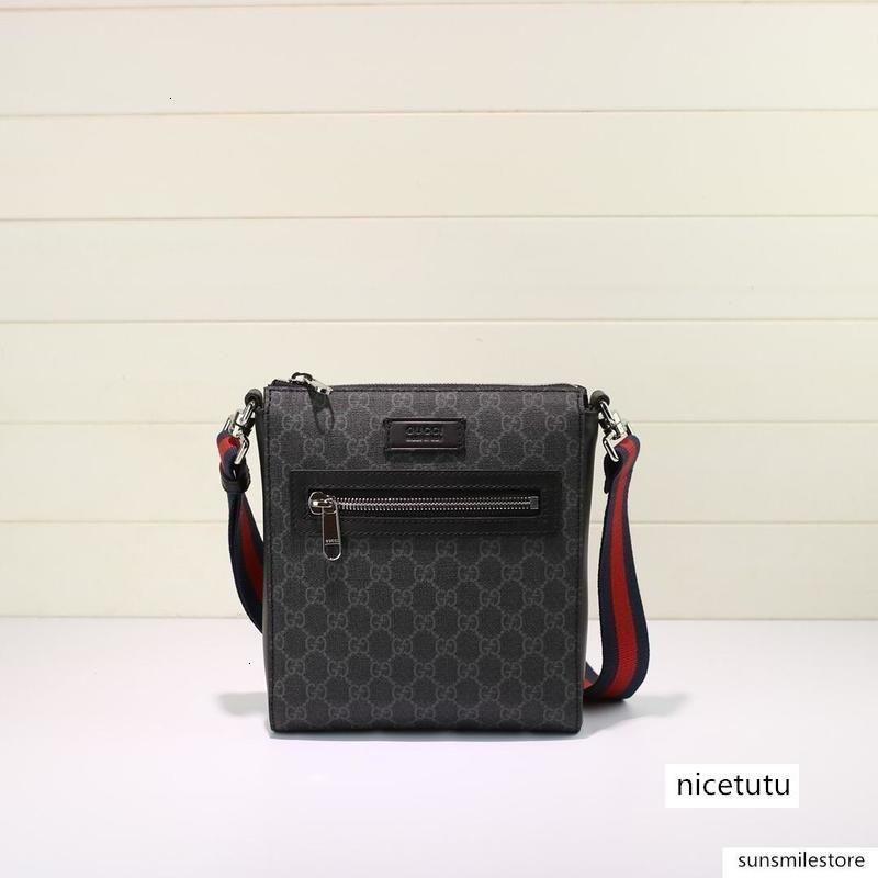 Bolso clásico 523599 hombres 21..23..4cm, solo bolso, la bolsa de hombro doble, bolso de mano 01