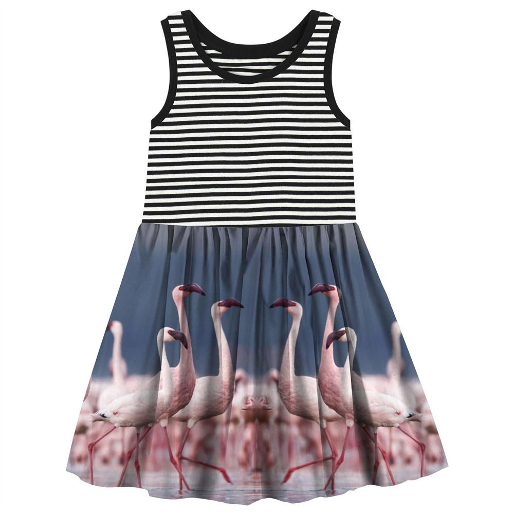baby Girl Dresses Girl clothing dress Summer style baby nice best Print brand Children Fashion Kids Clothes