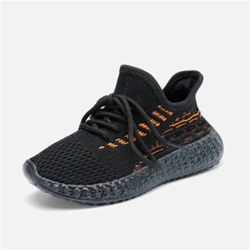 2020 Kanye West 800 Crianças Running Shoes menina menino novo Kid Esporte Sneaker Size 26-35 # 744