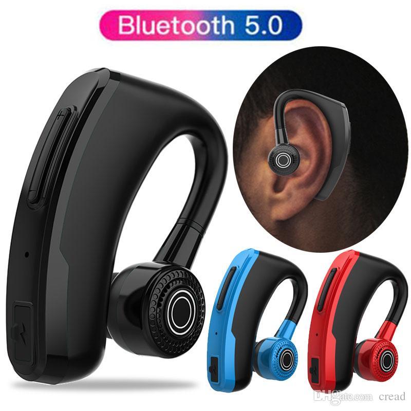 Celulares Con Su Precio Rapido De Carga V10 Manos Libres Inalambrico Bluetooth 5 0 Auriculares Control De Ruido Auriculares Inalambricos Bluetooth De Negocios Para Conductor Deportes Tiendas De Audifonos Por Cread 6 81