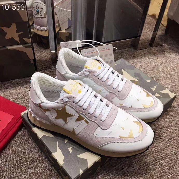 Lüks tasarımcı UP 2020 yeni kadın ve erkek rahat ayakkabılar çift kalın dip spor ayakkabılar moda lüks kamuflaj rahat ayakkabılar mk05S