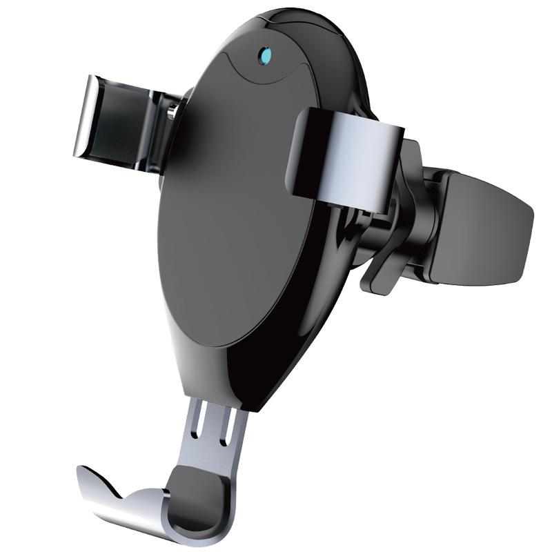 G03 Professional Wireless Car Charger 2-IN-1 Phone Holder Fast Charging Device for 4-6.5inches Cell phones
