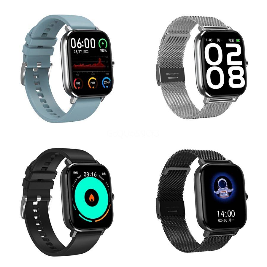 115 Inoltre DT-35 intelligente braccialetti per orologi Fitness Tracker risposta chiamata Step Counter Activity Monitor Wristband della fascia del Pk 116 Plus per Iphone Android