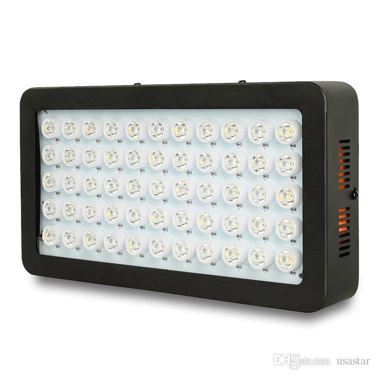 USA Stock dimmbare LED-Aquarium-Licht 165w, Full Spectrum für Korallenriff-Fische Süß- und Salzwasser Marine Tanks High Quality