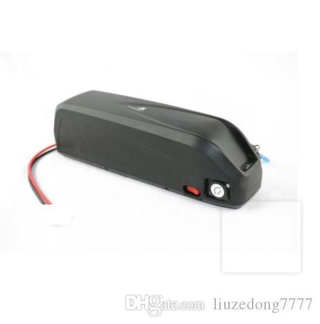 UE US AU Aucune taxe 52V 13Ah Nouveau Shark batterie portable LG utilisation 52V 12.8Ah E-Bike Hailong Li ion avec chargeur 58.8V