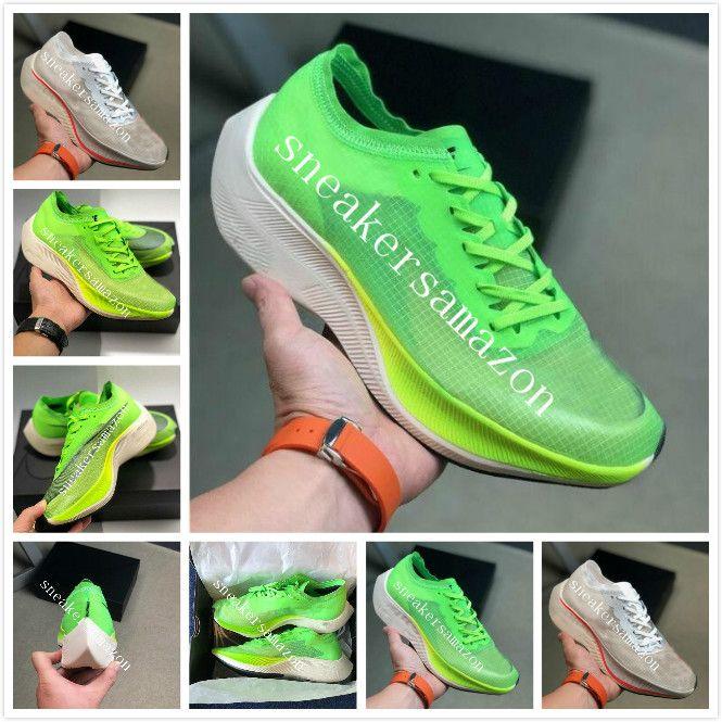 2019 Venta al por mayor ZoomX Running Shoes Outdoor Women Transpirable Casual Jogging Shoe Mens Designer Sneakers Sport Trainers