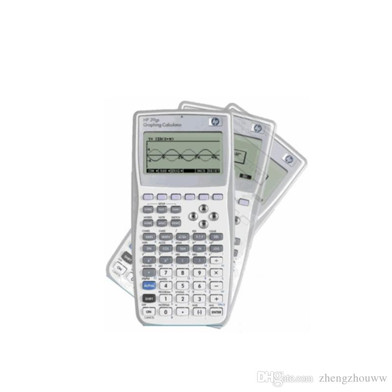 2019 New Original HP39gs Graphing Function for HP 39gs Graphics Calculator With USB Charge teach SAT/AP test for hp