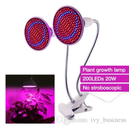 ZUCZUG Phyto Lamp 전체 스펙트럼 LED 가볍게 자라다 E27 플랜트 램프 Fitolamp Greenhouse Hydroponic Vegetable Flower Fitolampy