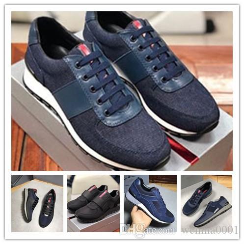 Designer de moda de luxo 2020 Marca Sapatos Masculinos Cobra Imprimir for Love Sneakers Low Top preto e branco Lether Homens calçados casuais 0x11
