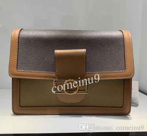 2019 Nuevo diseño de las mujeres 25 cm Dauphine bandolera con cadena 20 cm metis bolso de moda bolsa de mensajero más colores