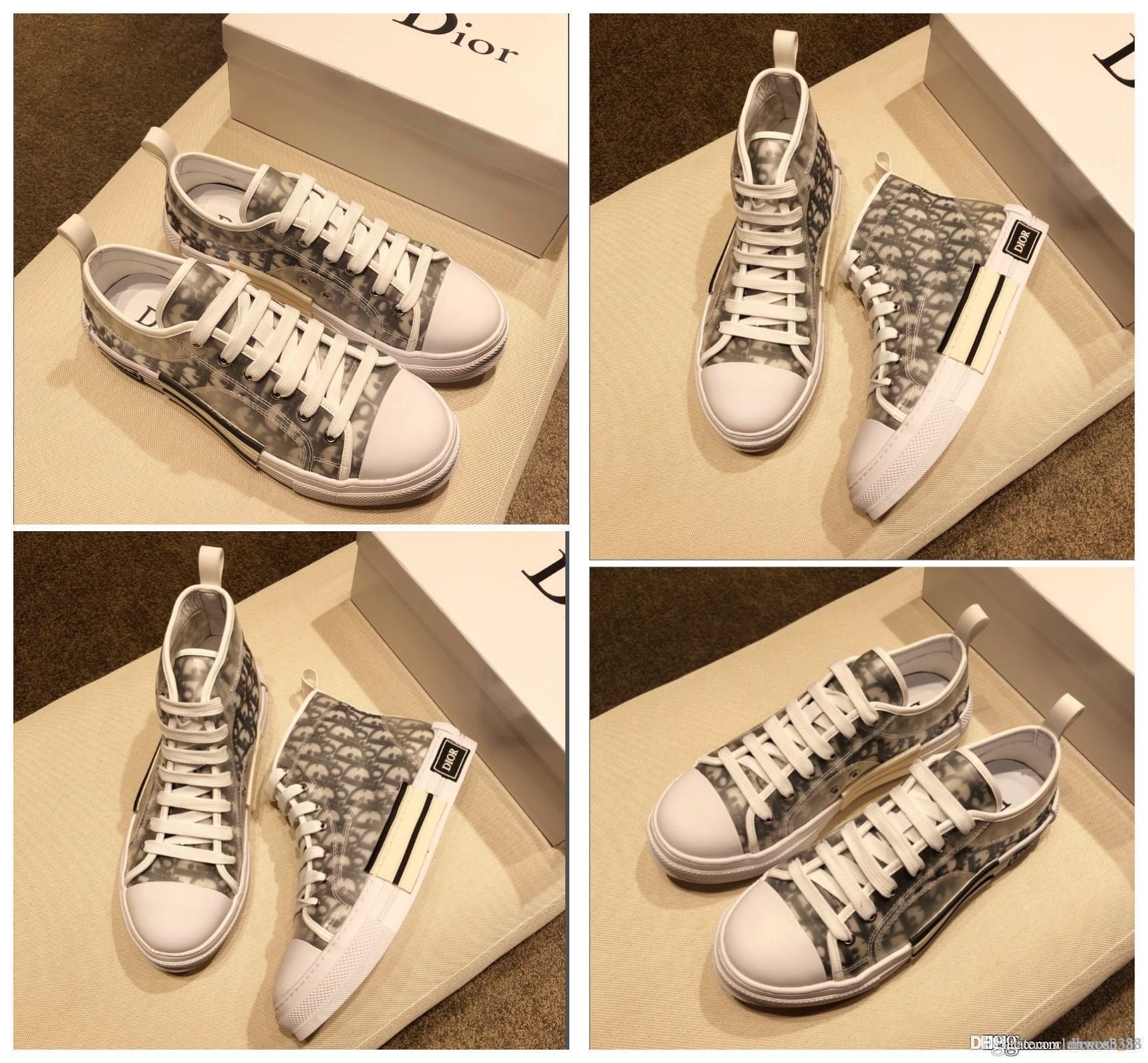 Christian Dior Shoes Sneakers Unisex