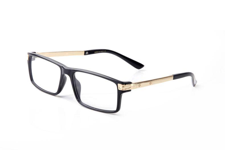 الإطارات البصرية للأزياء المصممة خصيصا للرجال الذين يقرأون نظارات الحماية من الإشعاع