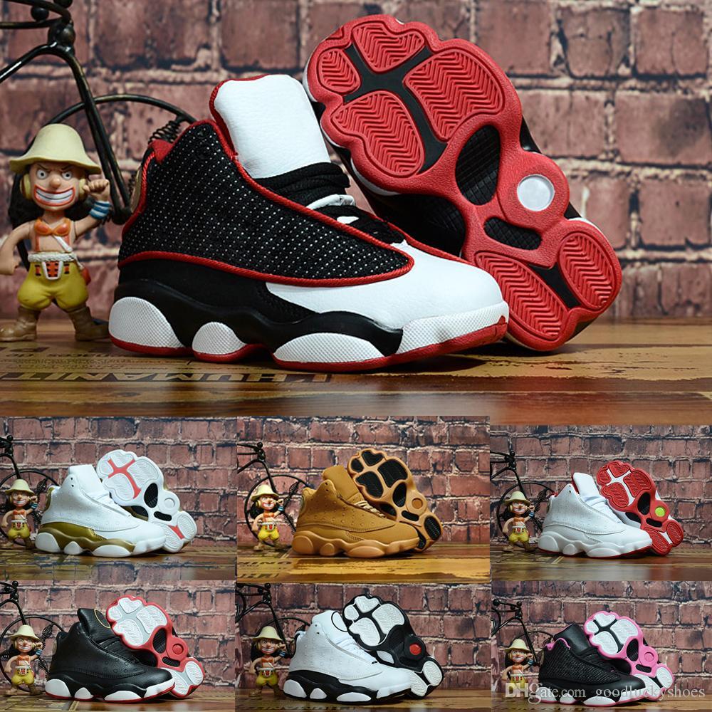 chaussure de basket enfants garçon nike air jordan