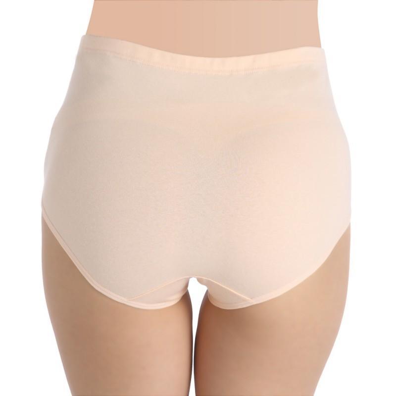 1pc Cotton Pregnant Panties High Waist Mother Support Women Underwear Cartoon Postpartum Briefs Pregnancy Short Pants NT54