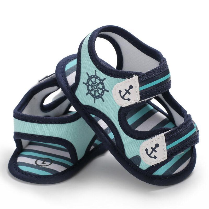 Summer Infant Boy Sandals Canvas Kids