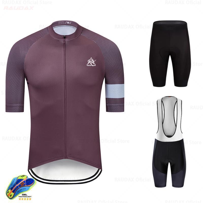 Ciclismo Jersey 2020 Wear Pro Team RX novo estilo de manga curta ciclismo roupa Kit Mtb bicicleta Triathlon Uniforme