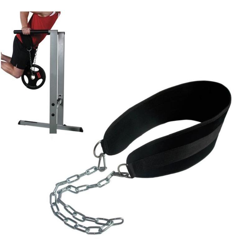 Bande d'haltérophilie Barbell Barbell Dumbbell Poids Pull Up Fitness Powerlifting Musculation Crossfit Ceinture Bodybuilding Matériel de gym