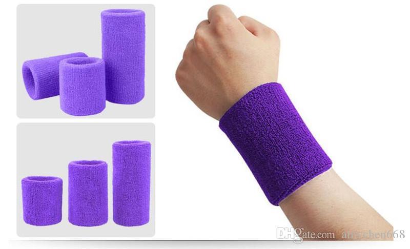 Wrist Support Sport Wristband/tennis racket/tennis racquet/basketball wristband/badminton Cotton wristband comfortable fashion