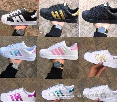 koşu ayakkabıları En kaliteli Yeni kadın erkekler rahat ayakkabılar moda ayakkabılar rahat deri spor büyük boyutu 36-46 boyutu