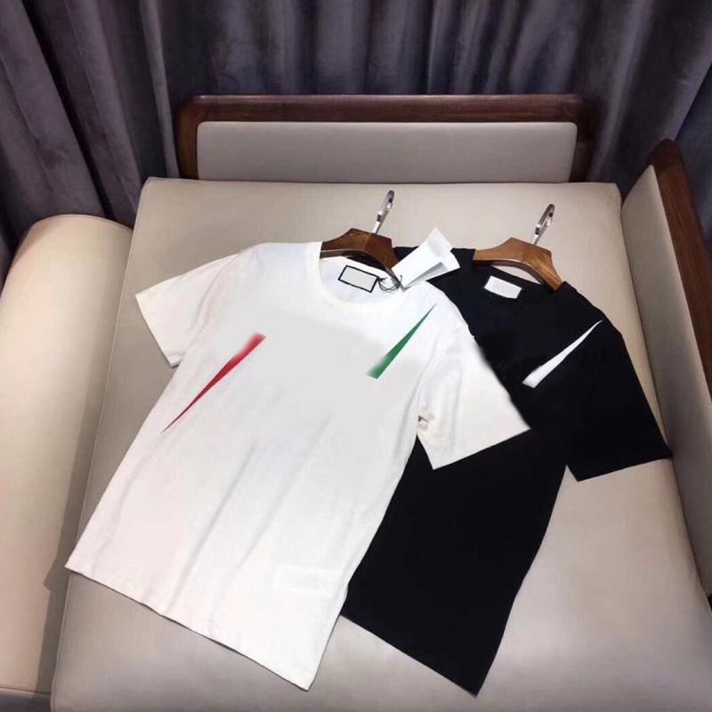 Più il formato S-5XL Mens magliette 100% cotone donne e l'uomo casuale Tops Short Sleeve Tee T-shirt estiva donna camicia a maniche corte